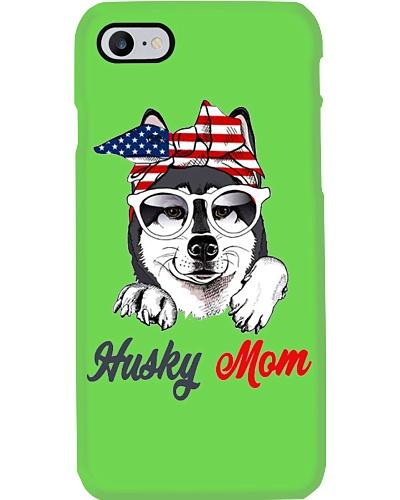 Husky Mom