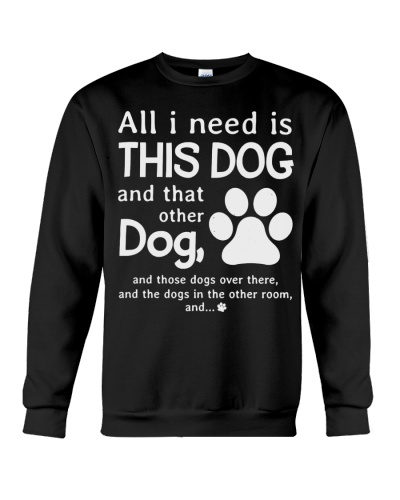 All I need is this Dog