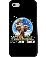 Save Our World Phone Case i-phone-7-case