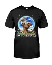 Save Our World Classic T-Shirt front