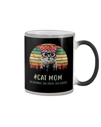 Cat Mom - The Legend