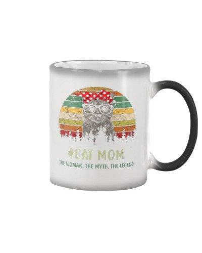 Cat Mom - The Legend
