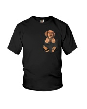 Dachshund in Pocket Youth T-Shirt thumbnail