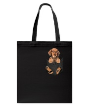 Dachshund in Pocket Tote Bag thumbnail