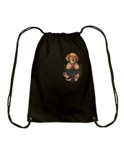 Dachshund in Pocket Drawstring Bag thumbnail