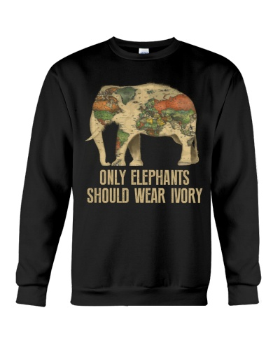 Only Elephants Should Wear Ivory
