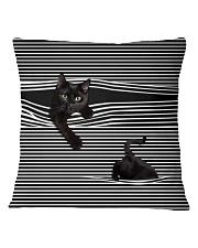 Love Cats - Printfull Square Pillowcase thumbnail