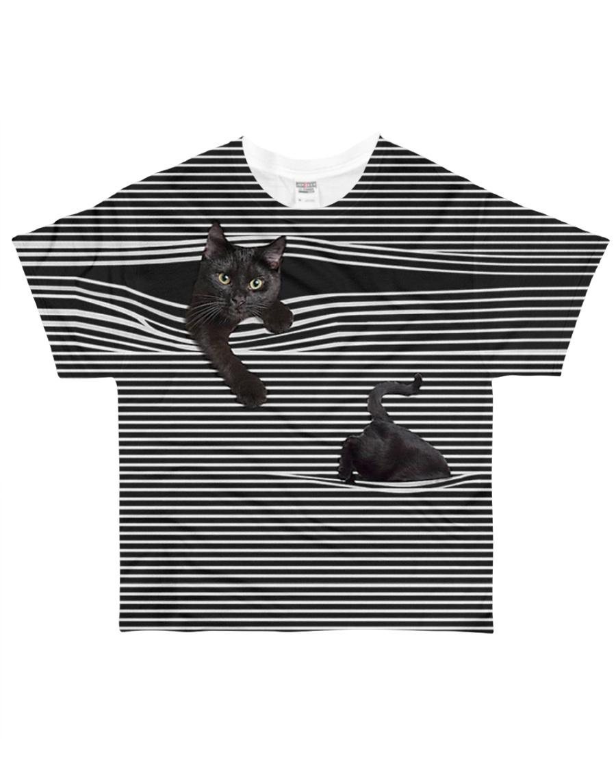 Love Cats - Printfull All-over T-Shirt