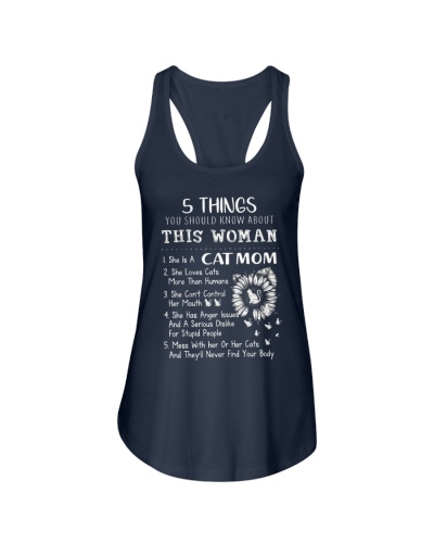 This Woman is a Cat Mom