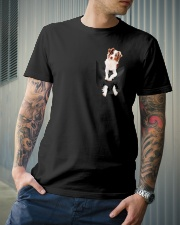 Australian Shepherd in Pocket Classic T-Shirt thumbnail