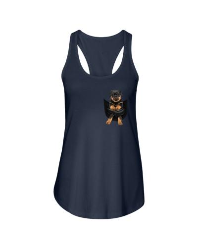 Rottweiler in Pocket
