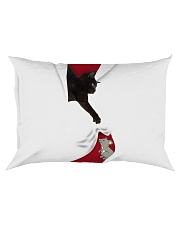 Cat and Mouse Rectangular Pillowcase thumbnail