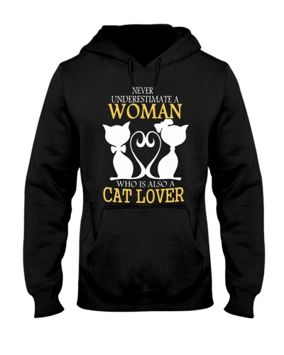 Who is also a Cat Lover