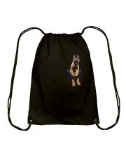 Belgian Malinois in Pocket Drawstring Bag thumbnail