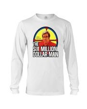 SIX MILLION DOLLATR MAN Long Sleeve Tee thumbnail