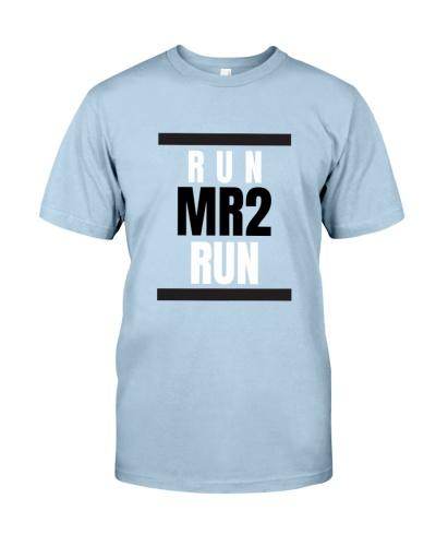 Toyota MR2 run