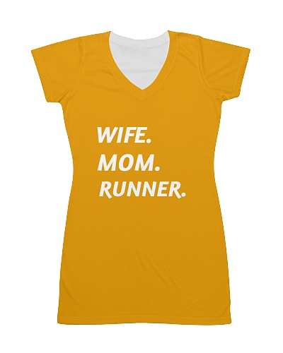 Wife Mum Runner