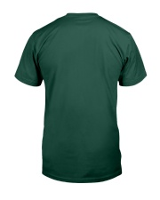 Zillion Beers Shamrock St Patrick's Day Shirt Premium Fit Mens Tee back