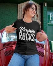 Official Virginity Rocks T Shirt Ladies T-Shirt apparel-ladies-t-shirt-lifestyle-01