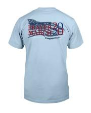 Prayer March 2020 Shirts Classic T-Shirt back