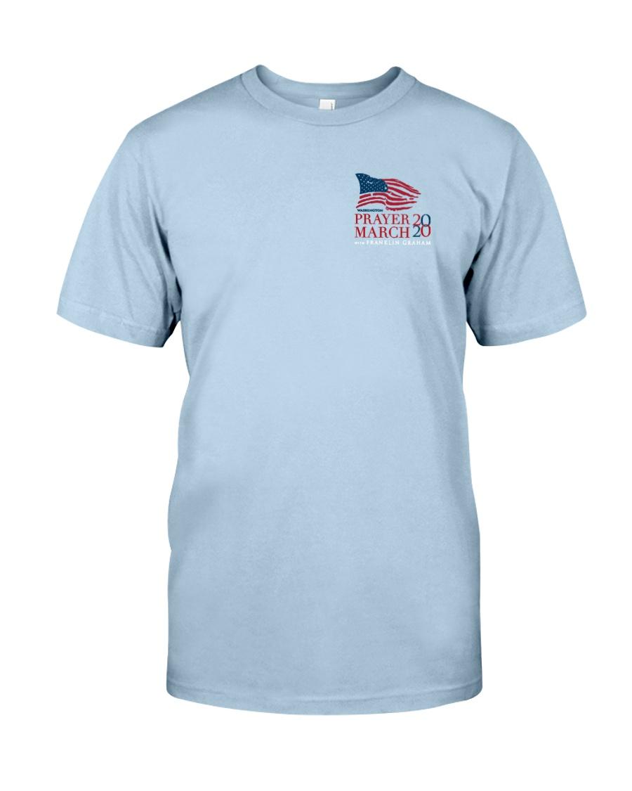 Prayer March 2020 Shirts Classic T-Shirt