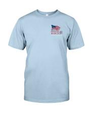 Prayer March 2020 Shirts Classic T-Shirt front