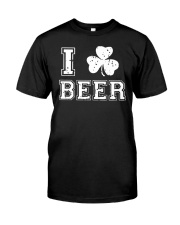 I Love Irish Beer T Shirt Classic T-Shirt thumbnail
