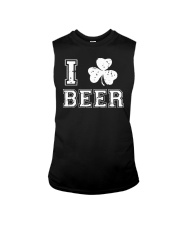 I Love Irish Beer T Shirt Sleeveless Tee thumbnail