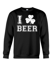 I Love Irish Beer T Shirt Crewneck Sweatshirt thumbnail