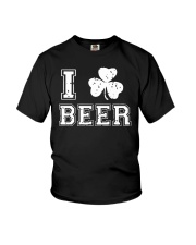 I Love Irish Beer T Shirt Youth T-Shirt thumbnail