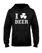 I Love Irish Beer T Shirt Hooded Sweatshirt thumbnail