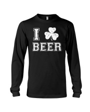 I Love Irish Beer T Shirt Long Sleeve Tee thumbnail
