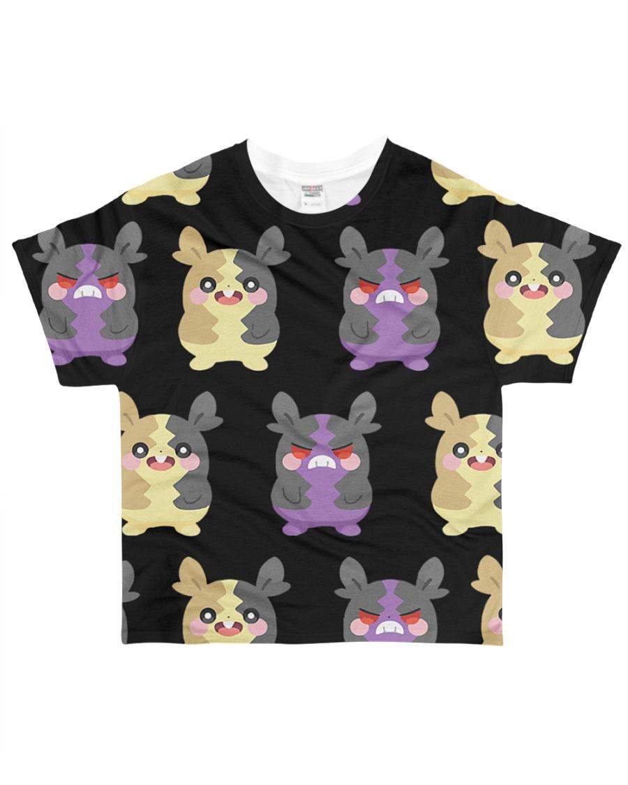 pattern t shirt All-over T-Shirt