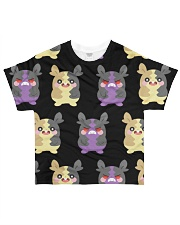 pattern t shirt All-over T-Shirt front