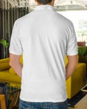 USPA T Shirt Classic Polo back