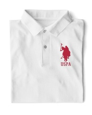 USPA T Shirt Classic Polo front