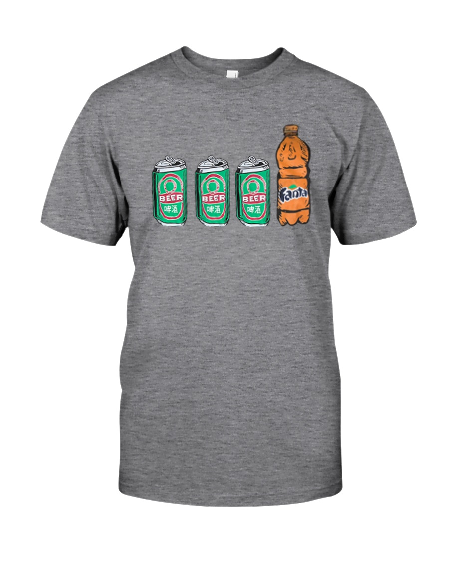 12 beers a blunt and a Fanta T Shirt Classic T-Shirt