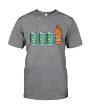 12 beers a blunt and a Fanta T Shirt Classic T-Shirt front