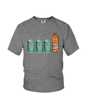 12 beers a blunt and a Fanta T Shirt Youth T-Shirt thumbnail