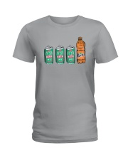 12 beers a blunt and a Fanta T Shirt Ladies T-Shirt tile