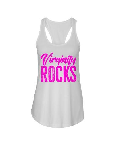 Virginity Rocks Apparel