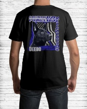 Deebo Strong Shirt Premium Fit Mens Tee lifestyle-mens-crewneck-back-1