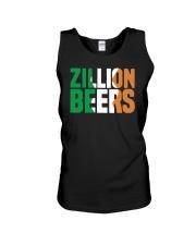 Zillion Beers Ireland T Shirt Unisex Tank thumbnail