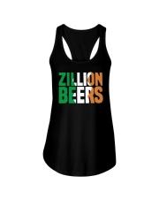Zillion Beers Ireland T Shirt Ladies Flowy Tank thumbnail
