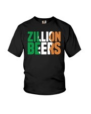 Zillion Beers Ireland T Shirt Youth T-Shirt thumbnail