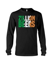 Zillion Beers Ireland T Shirt Long Sleeve Tee thumbnail