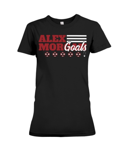 Alex Morgan Goals T Shirt