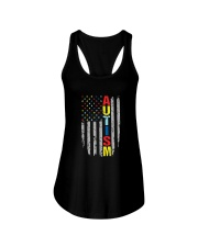 Autism Awareness Flag T Shirt Ladies Flowy Tank thumbnail