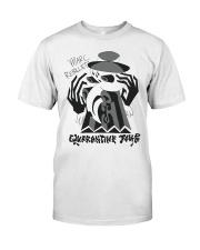 Quaranstream by Ryan Bock Shirt Classic T-Shirt thumbnail