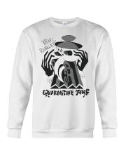 Quaranstream by Ryan Bock Shirt Crewneck Sweatshirt front
